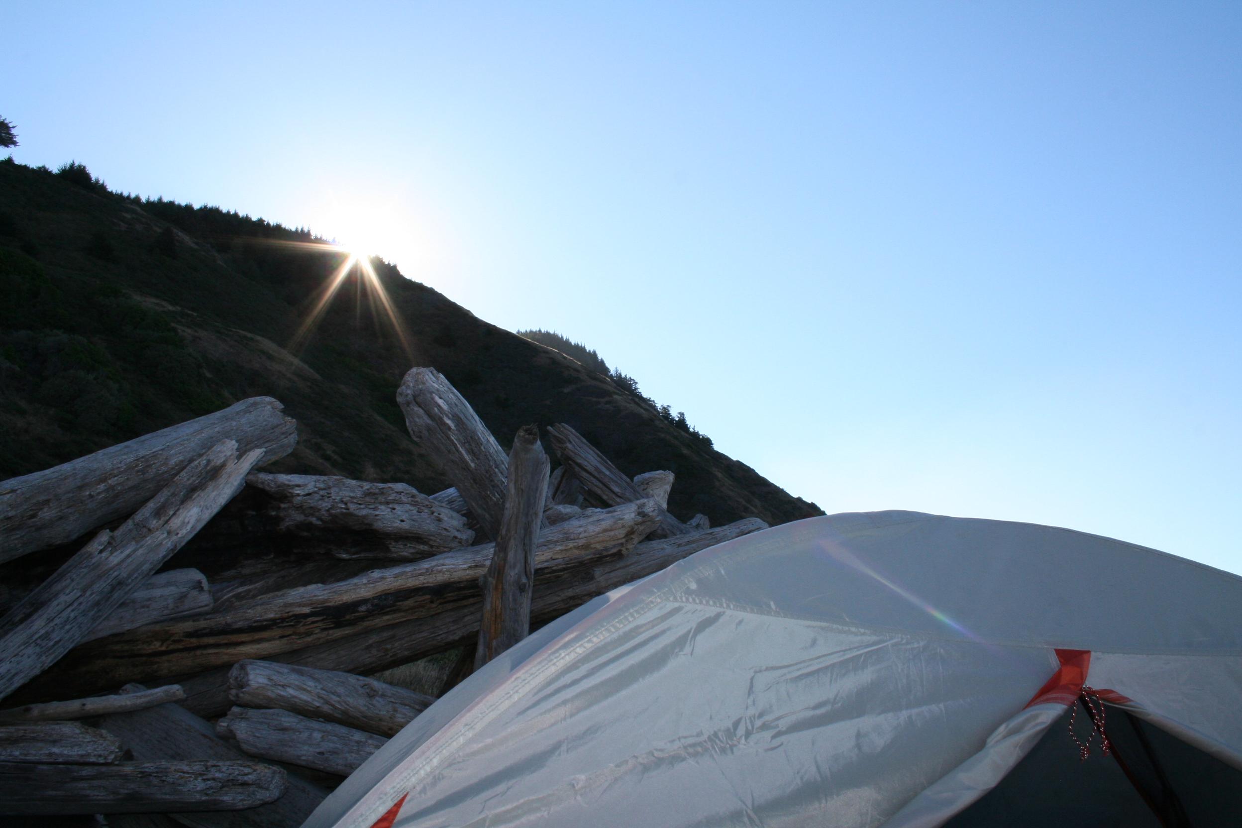 Lost Coast Trailhead 2014-08-07